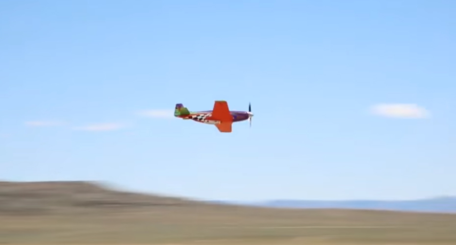 The Adrenaline Pumping Sound Of The P-51 Voodoo At Nearly 500 MPH 5