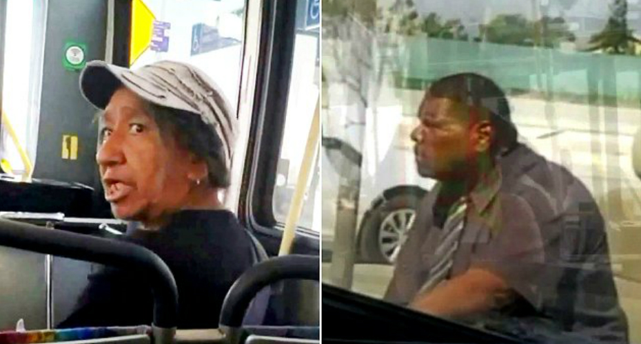 Woman Refuses To Give Seat Up For Man On Wheelchair 5