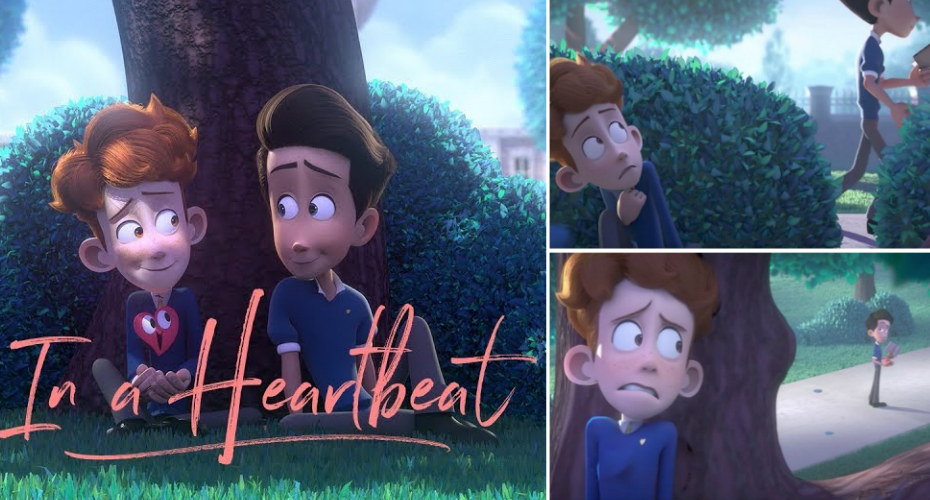 You Need To See This Beautiful Animated Short That's Going Viral About a Young Boy Coming Out 4