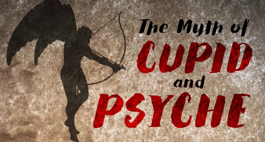 The myth of Cupid and Psyche 4