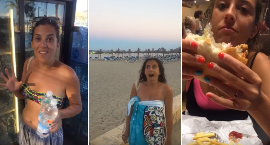 Guy Torments Fiancée On Vacation With Same Horrible Joke Over And Over And… 7