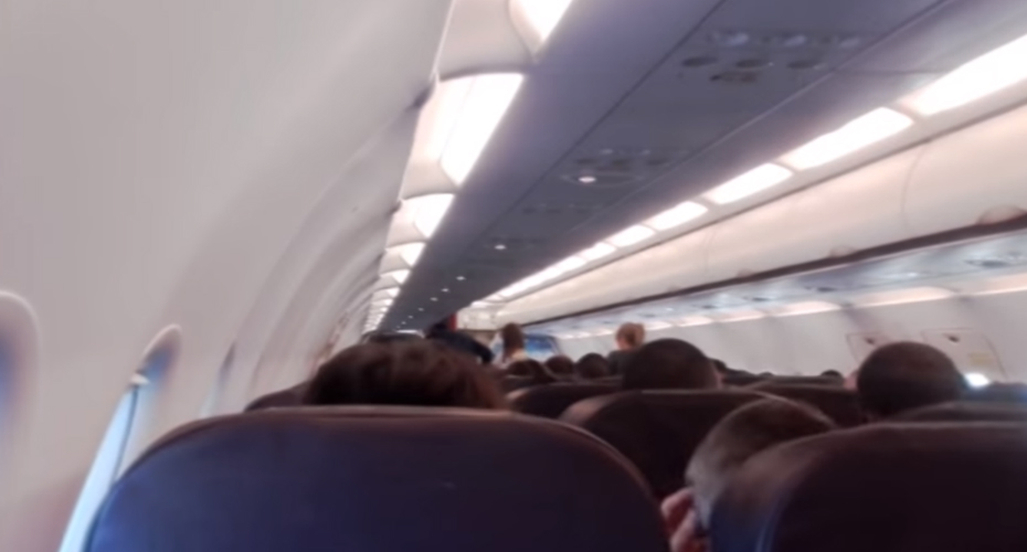 What It's Like To Fly With a Fear Of Flying 8