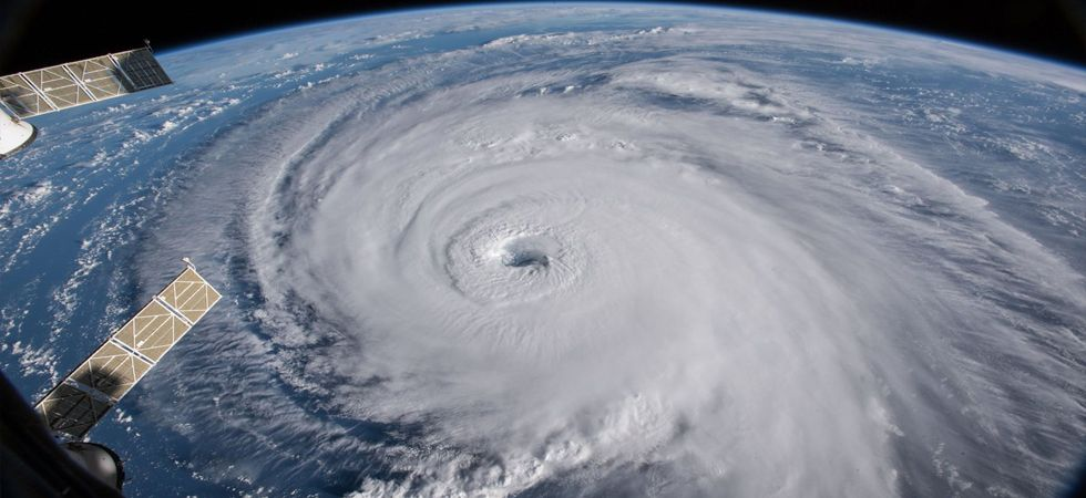 NASA Video Shows Massive Scale Of Hurricane Florence From Space 9