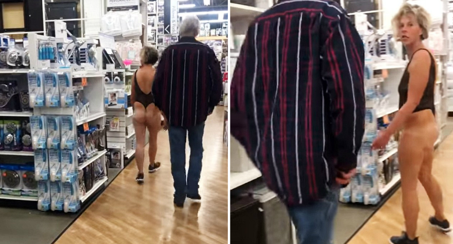 Woman Wearing Lingerie In Georgia Bed, Bath And Beyond Claims 'It's A Bathing Suit' To Disgusted Customer 9