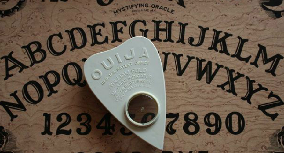 What Happens If Ouija Board Users Close Their Eyes? 8