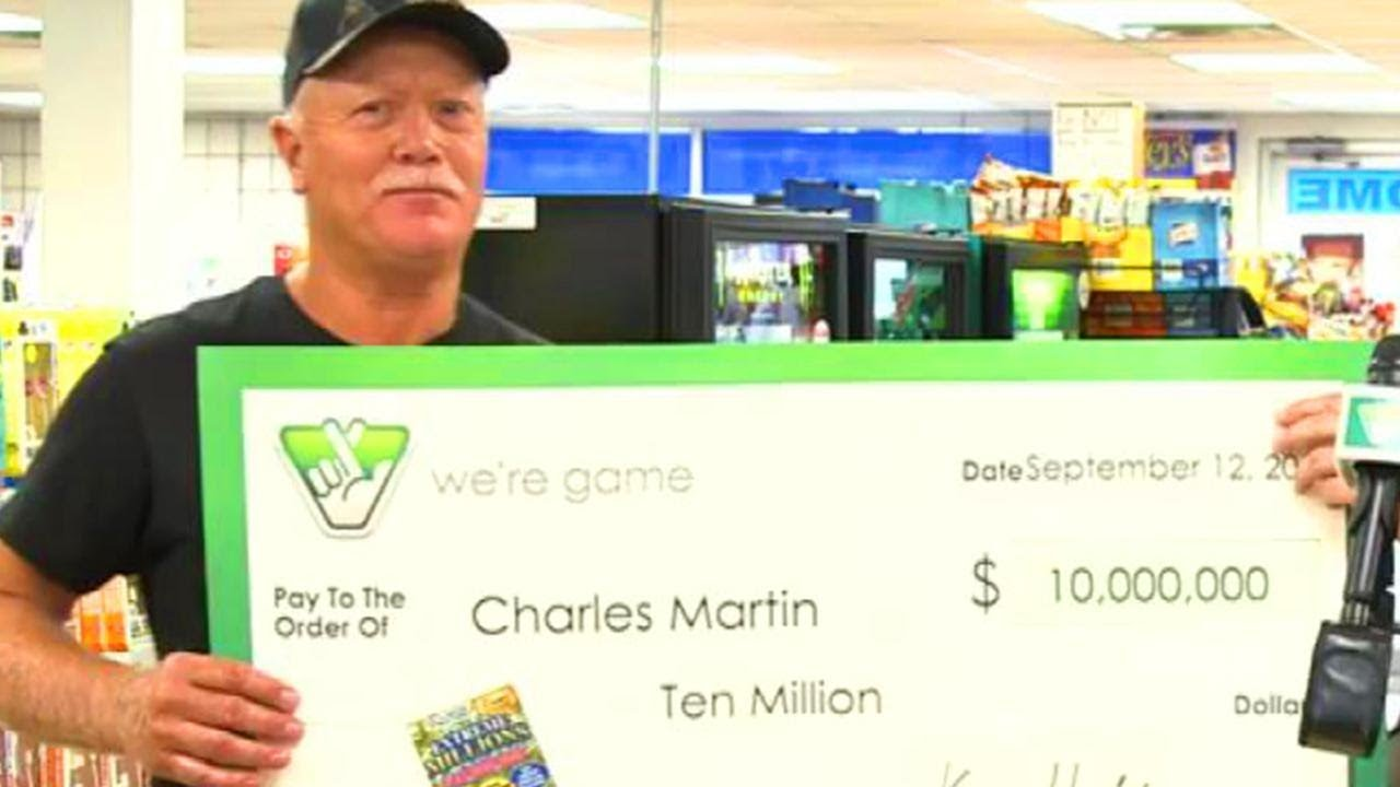 Man Bought $10 Million Lottery Ticket After Rain Stopped Him From Mowing Lawn 2