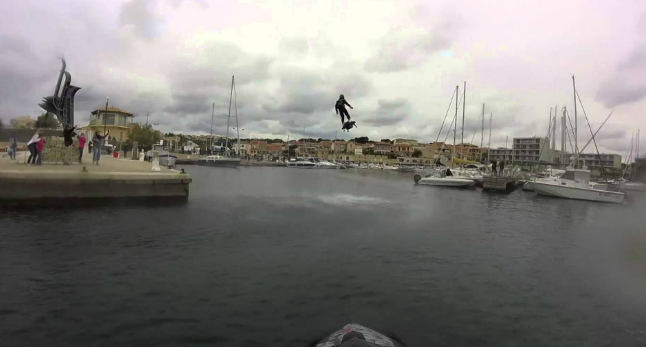 Flyboard Air Sets World Record For Farthest Hoverboard Flight 6