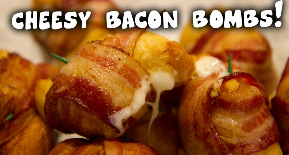 """Cheesy Bacon Bombs"" Are Out Of This World 6"