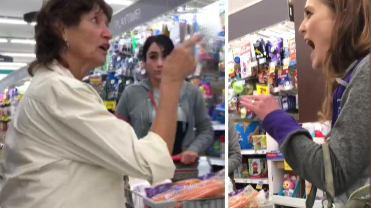 Woman Defends 2 Spanish Speakers Harassed at Colorado Supermarket 1