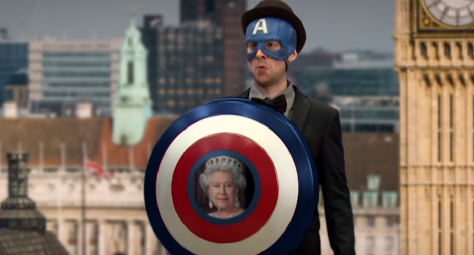 The Most Hilarious Captain America Parody You Have Ever Seen 9