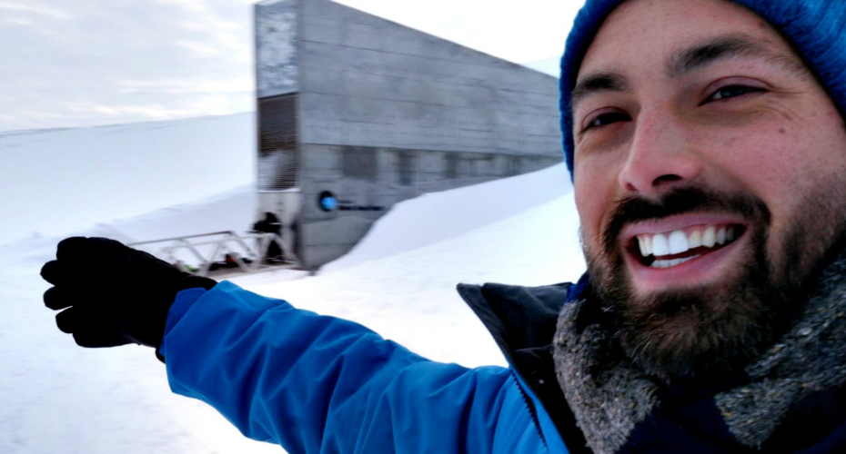 "Take a Tour Inside Svalbard's Frozen ""Doomsday"" Seed Vault 5"