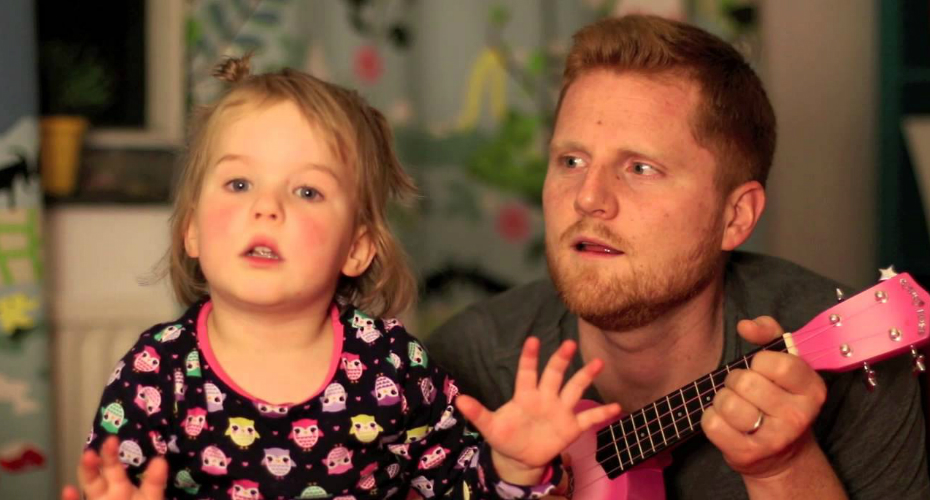 This Dad & Daughter Duet Will Melt Your Heart 4