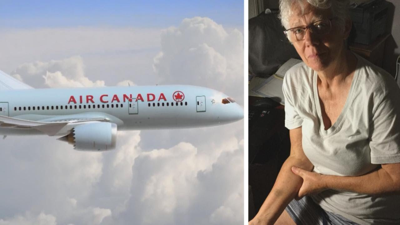 Grandma Says She Was Booted From Plane for Asking Flight Attendant to Toss Trash 1