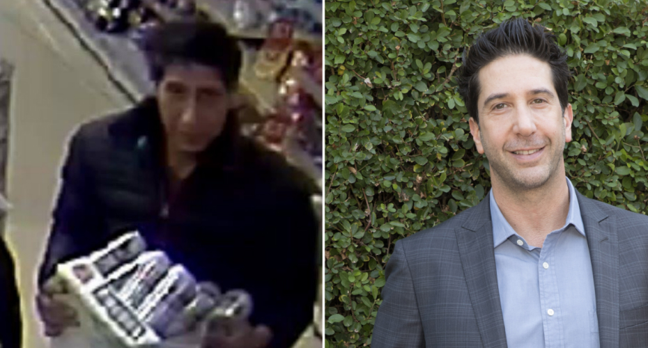 Police Looking For Beer Thief Who Resembles Ross Geller From 'Friends' 7