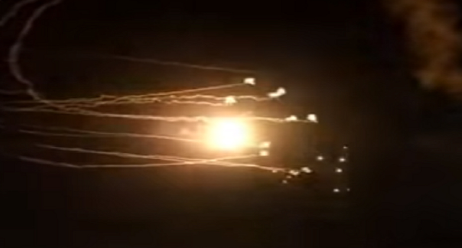 "Watch Israel's ""Iron Dome"" Anti Missile Defense In Action 6"