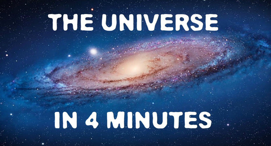 The Universe Explained In 4 Minutes… With Plenty Of Pun-Filled Physics Jokes 3