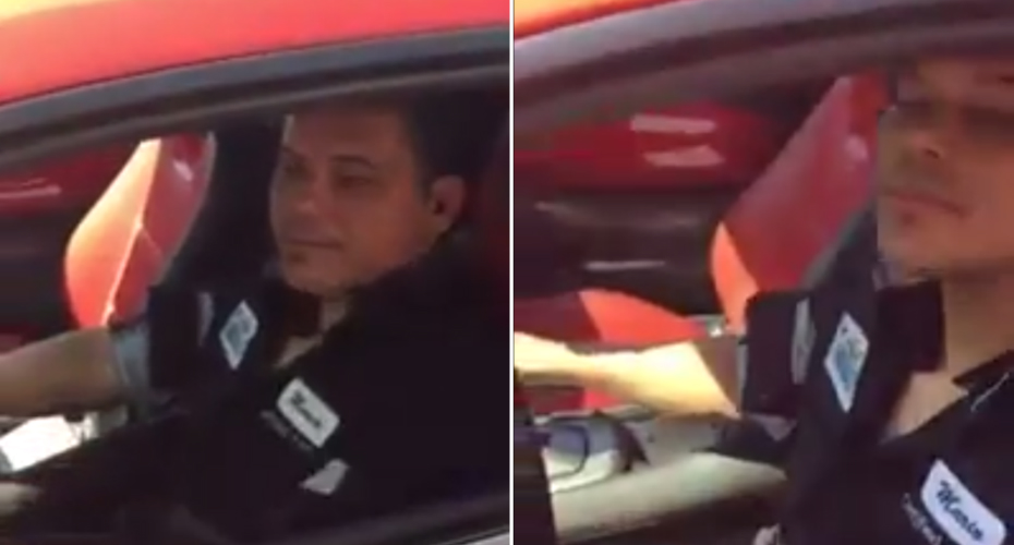 Woman Goes Off On a Mechanic For Joyriding In Her Car 9