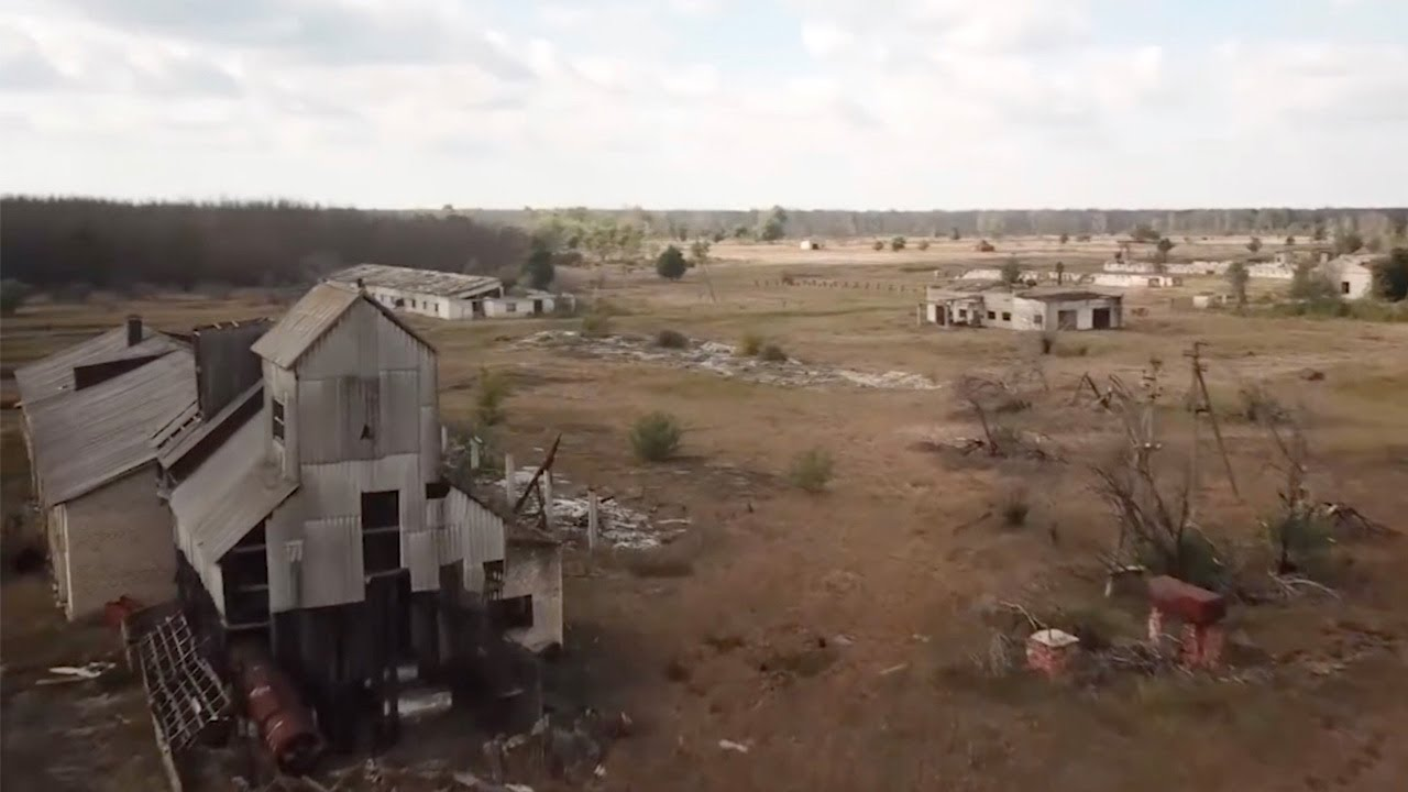 Urban Explorer Shows Abandoned Belarus Exclusion Zone 2