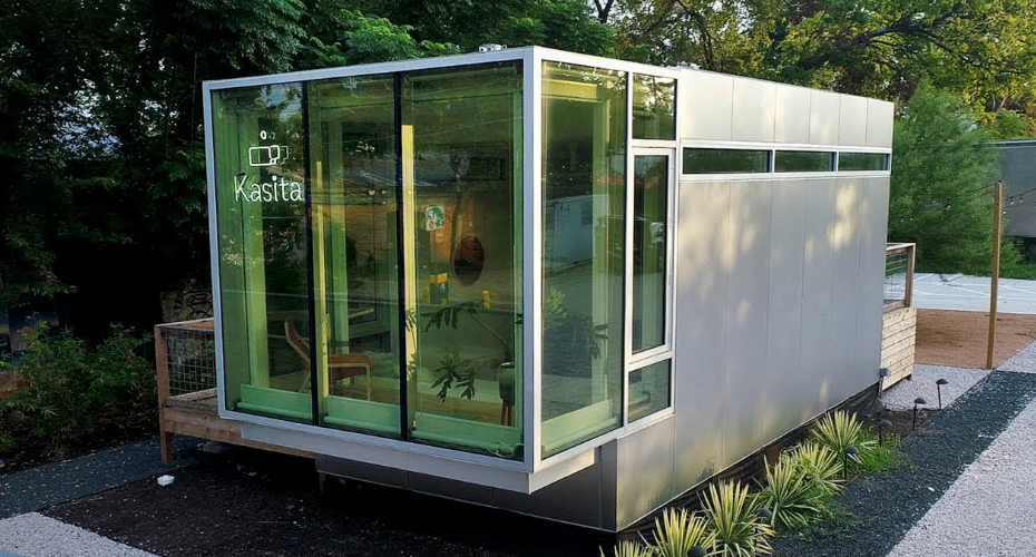 This Tiny Modular Home Adapts To Your Moods 1