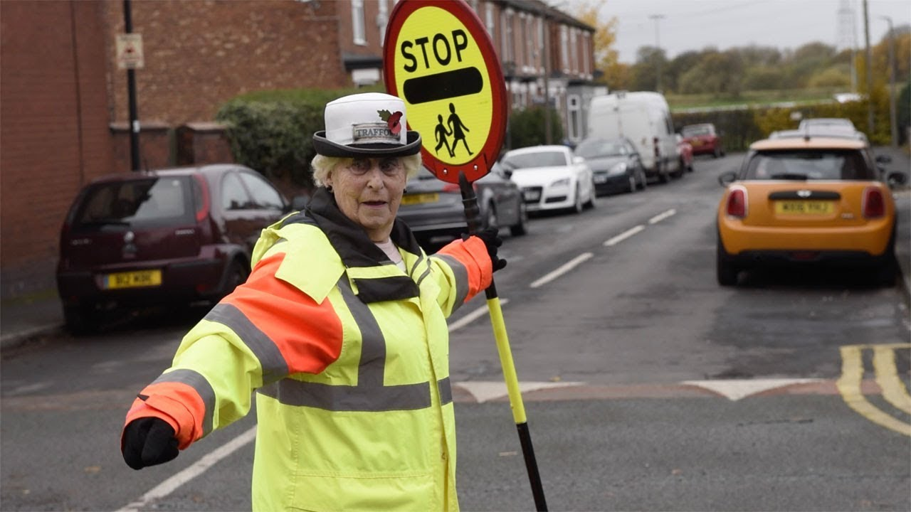 Britain's Longest Serving Lollipop Lady 2