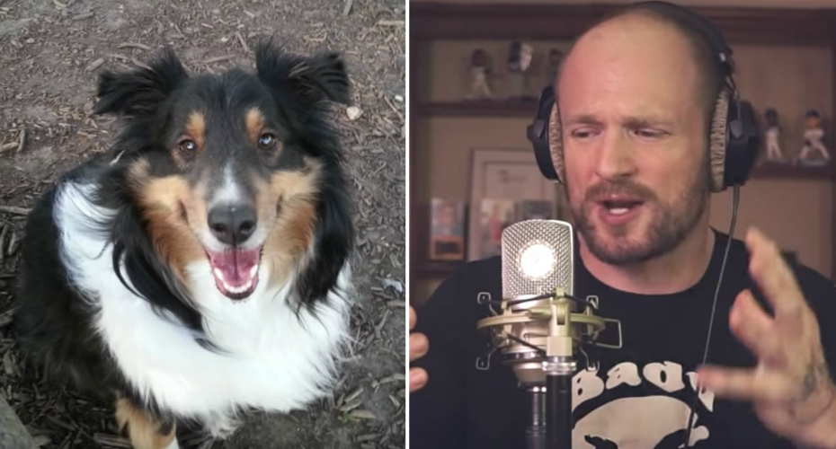 Rapper Performs A 60 Year-Old Woman's Poem For Her Dog, It Will Hit You Hard 7