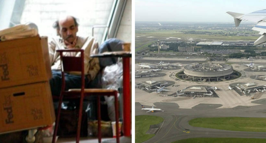 The Bizarre Story Of Sir Alfred, The Stateless Man Who Lived At Charles De Gaulle Airport In Paris For 18 Years 3
