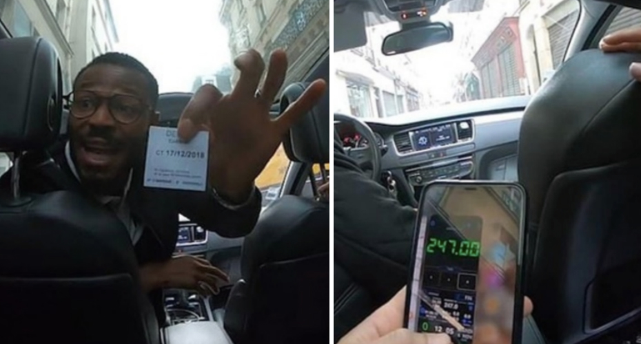 Taxi Driver Locks Tourists In Car And Forces Them To Pay Outrageous Fee 4