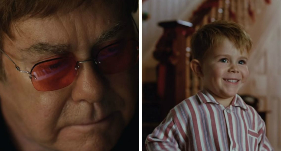 John Lewis' Christmas Ad Is a Lovely Ode to Elton John's Career, and How It All Began 5