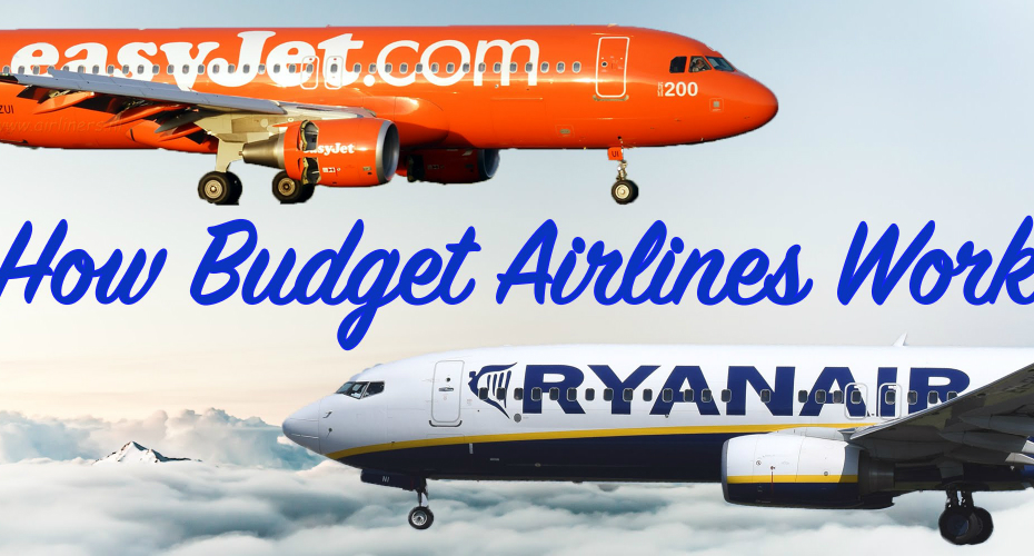 How Budget Airlines Work 8