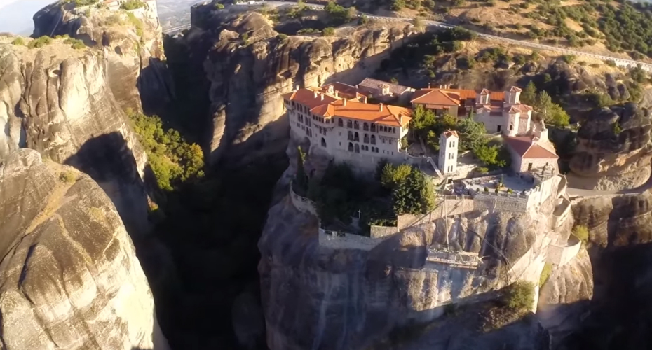 Meteora: The Impressive Greek Monasteries Suspended In The Air 3