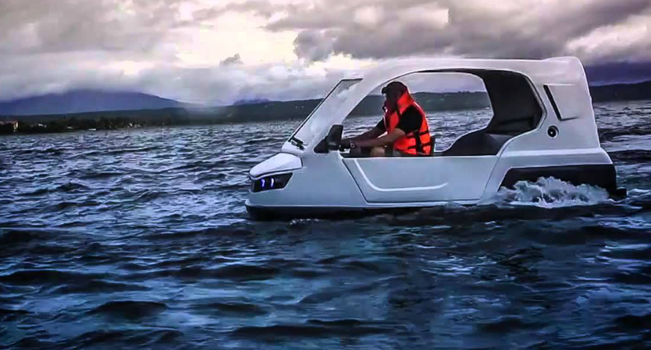 This Proudly Pinoy Made Amphibious Tricycle Can Conquer Both Land and Water! 4