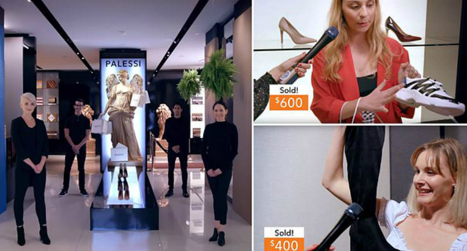 "Payless Prank: Company Opens Fake Luxury Store ""Palessi', Fools Fashion Influencers 4"