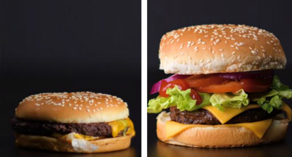 9 Incredible Tricks Advertisers Use To Make Food Look Delicious 1