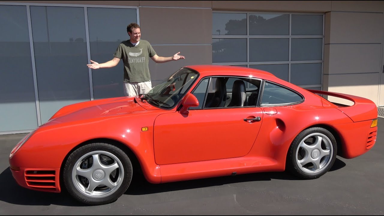 The Porsche 959 From 1988 Is A $1.5 Million Automotive Icon 9