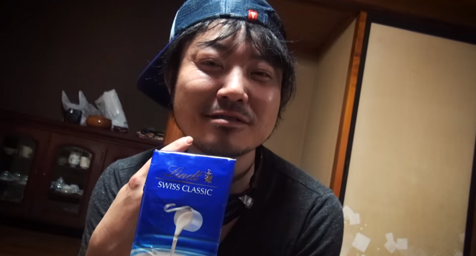 Japanese Man Tastes Chocolate Brands From Around The World, Says One Brand Smells Like A Zoo! 3