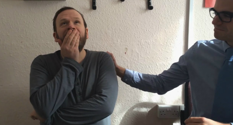 Watch This Incredible Moment When A Father Of Four Hears Silence For The First Time 9