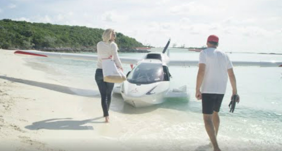 When Jet Ski Meets Light Aircraft, You Get The Amphibious ICON A5 5