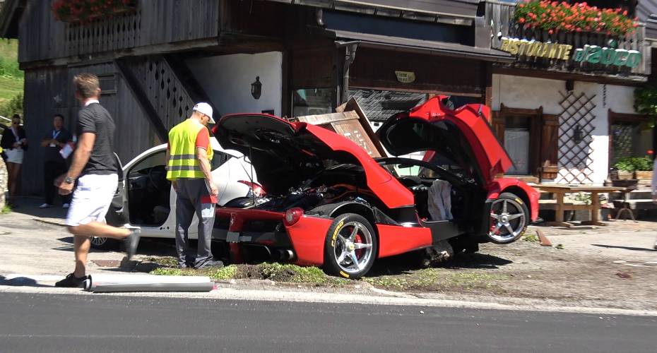 This Is What It Looks Like To Destroy $5M Worth Of Car 8