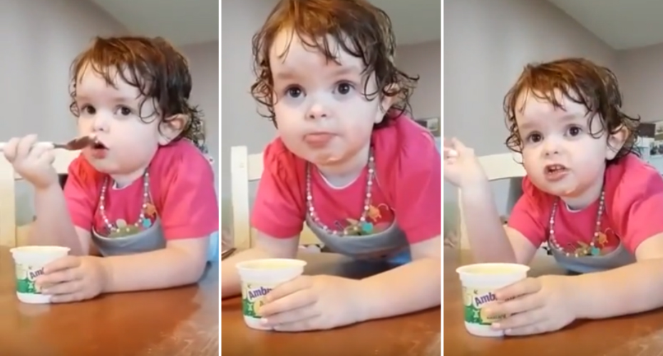 Cutest Little Irish Girl Has a Lesson On What Curse Words You Can Use 2