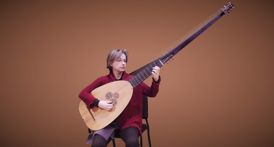 A Short History Of The Long Necked Theorbo Lute: One Of The Longest Musical Instruments Ever 8
