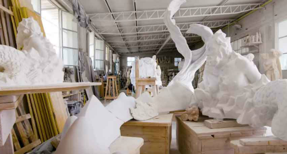 Here's Where the Marble for Classic Sculptures Comes From 7