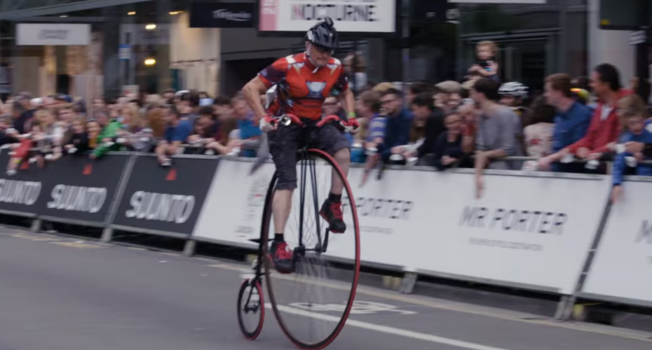 The Sport of Penny Farthing Bicycle Racing Is Alive and Well 2