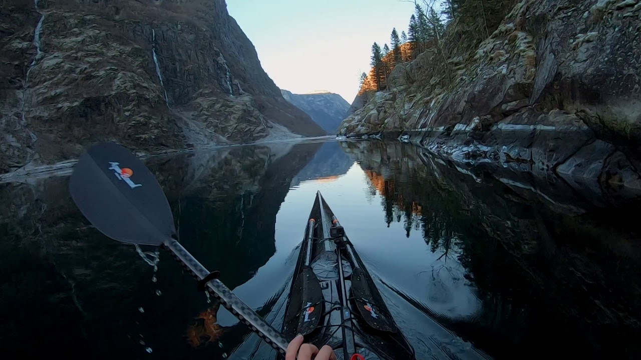 This Serene Compilation of Kayaking in Norway Will Soothe Your Mind 5
