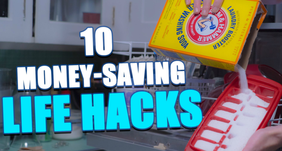 10 Money-Saving Life Hacks To Try At Home 3