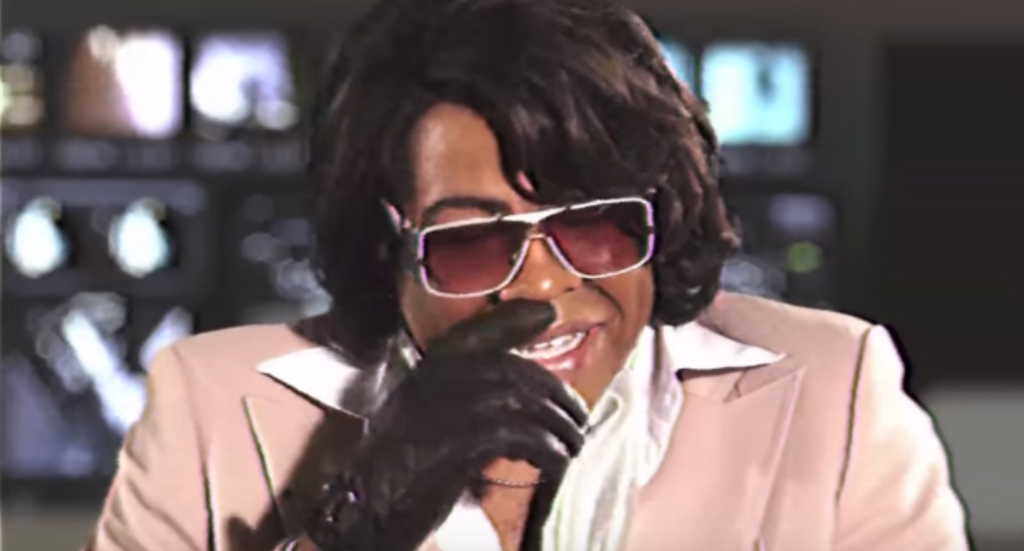 Comedian Jordan Peele Perfectly Recreates a Bizarre James Brown Interview From 1988 1